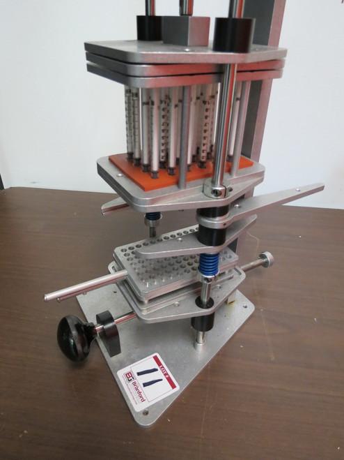 DPX Pneumatic Syringe Press