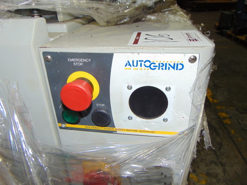 Autogrind GPG-914 Granulator, 10-hp, w/ Blower and Cyclone