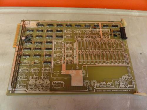 Okuma OSP 2000 Puncher & EC & DA E4809-032-394-A