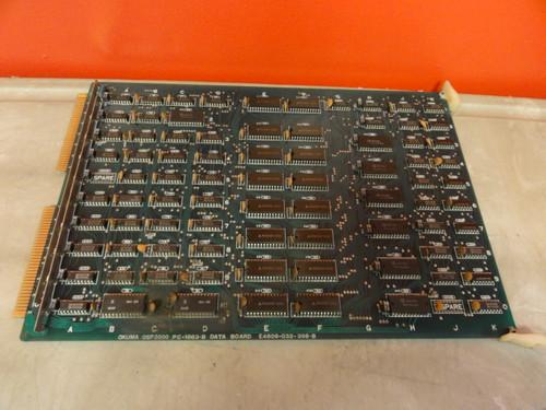 Okuma OSP 3000 PC-1663-B Data Board E4809-032-398-B