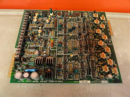Okuma PPS-60C E4809-747-005-E Servo Drive, 2.2KW