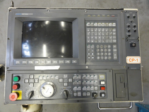 Okuma OSP7000L Control Panel - Taken Off Working LH55-N Lathe