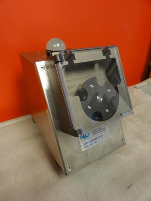 R&D Custom Automation / AMCI Peristaltic Pump, S.S. w/ SMD23E-240 Stepper Motor