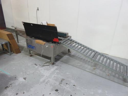 2005 O/K International Corp. Supertaper-1X Case Sealer