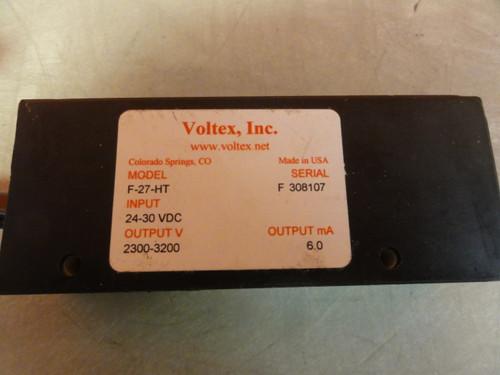 Vortex Inc. Model F-27-HT Laser Power Supply