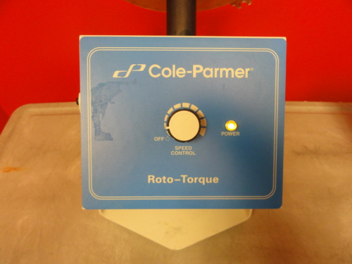 Cole-Parmer Model RT50 Roto-Torque Variable Speed Rotator
