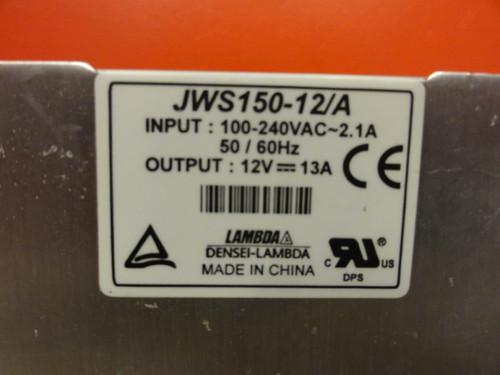 Lambda JWS150-12/A Power Supply, 12V, 13A