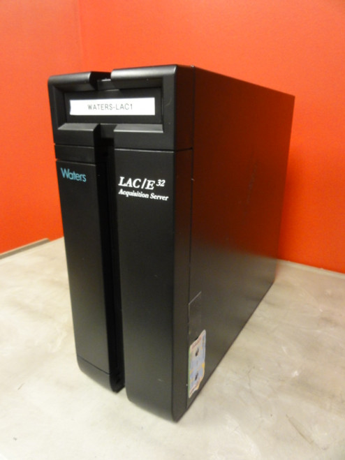 Waters LAC/E32 Acquisition Server, P/N: 668000374, Windows XP Professional OEM Software