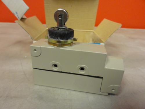 OMRON Type ZE-N22-2SOE2 Limit Switch