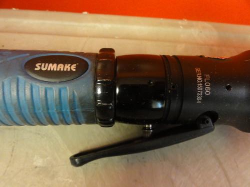 Sumake FL060 Pneumatic Screwdriver, Lever Start