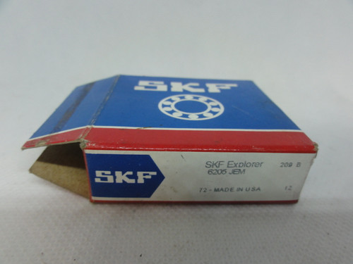 SKF Explorer 6205-JEM Ball Bearing