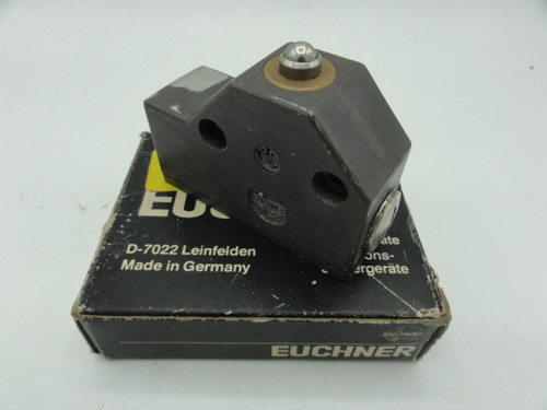 EUCHNER N101K Positioning Switch w/ Roller Plunger Micro-Switch 101, 6A, 250V