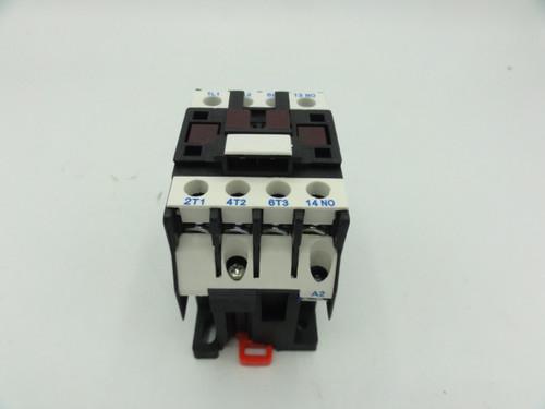 NHD C12D10A7 Magnetic Contactor Motor Control Relay, 220V, 24VAC Coil