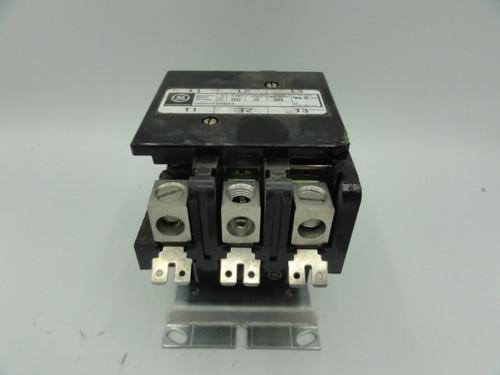 GE CR353EH3BA1 Contactor, 600V AC Max, 90A Per Pole