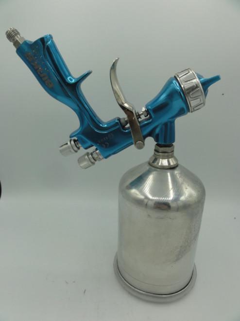 BINKS Trophy Series HVLP Spray Gun, P1 140 PSI, P2 300 PSI