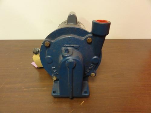 Mueller D20CS Centrifugal Pump w/ Magnetek 8-119111-04 Century AC Motor