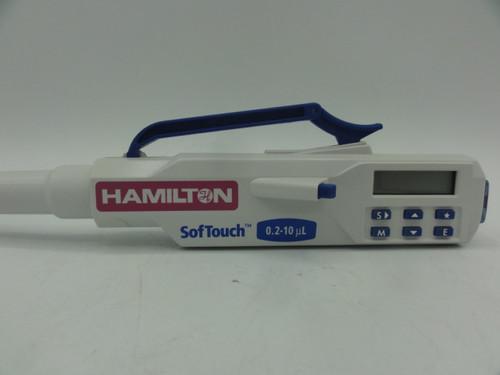 Hamilton 6067626 SoftTouch 0.2-10 uL Pipette