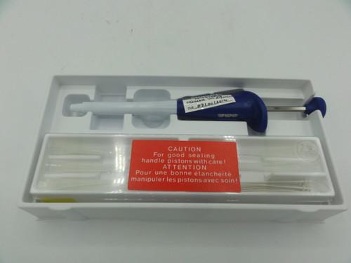 Gilson M25 Microman Positive Displacement Pipette