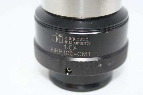 Diagnostic Instruments HRP100-CMT 1.0X Camera Mount