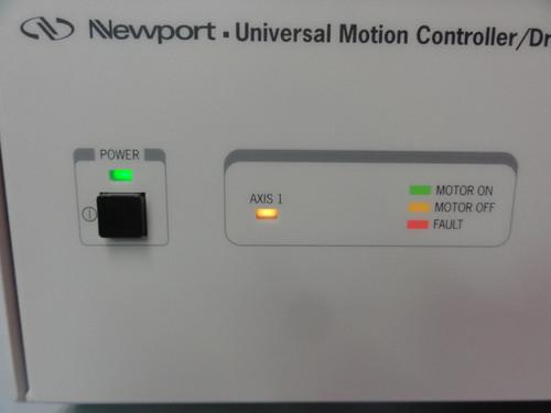 Newport ESP100 Universal Motion Controller/Driver, 1 Axis, 100-240V, 50/60Hz
