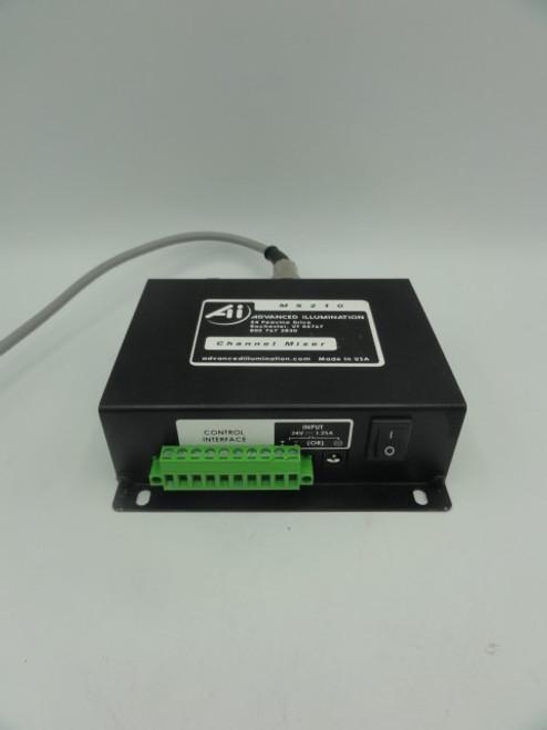 Advanced Illumination MS210 Channel Mixer w/ Thor Labs TRF90 Attachment