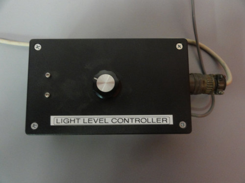Optics for Hire 5 Channel Fiber Optics Control Box w/ Light Level Controller (Custom Built)