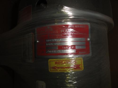 Gusher 11031NS-A Water Pump, 230/460 Volts, 3450 RPM