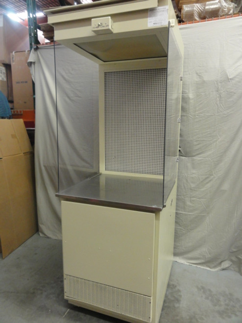 """Fume Hood, Face Velocity: 134, Working Space: 27W x 25D x 37""""H"""