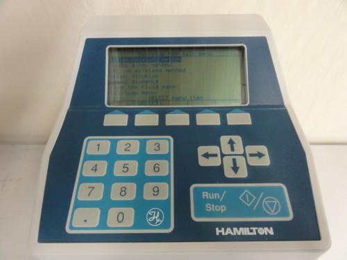 Hamilton MicroLab 500 Series P/N 35892 Syringe System