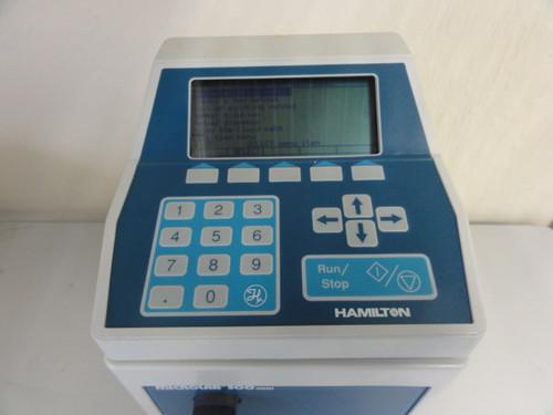 Hamilton MicroLab 500 Series P/N 35890 Syringe System