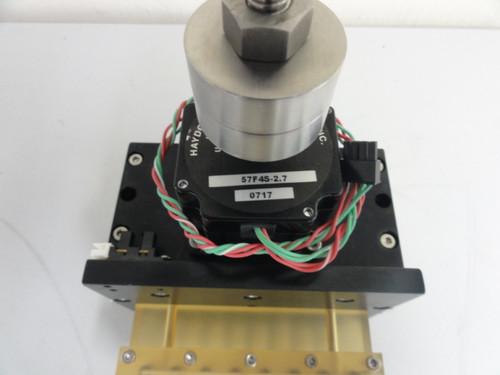 Syring Dispense Unit w/ Haydon 57F4S-2.7 Step Motor