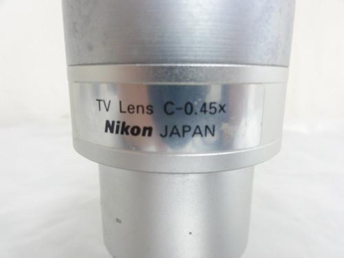 Nikon C-0.45X TV Lens