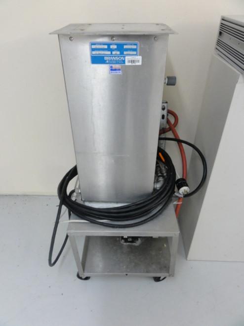 Branson CH99-24-40-12S Ultrasonic Cleaner w/ Series 8300 (S8340-12) Power Supply