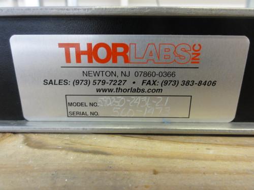 """Thorlabs 24""""x36""""x2"""" Optical Breadboard, P/N: 590250-2436-21"""
