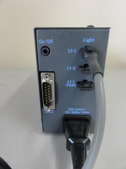 CCS PD2-3024(A) Light Power Supply, Input: 100-240V Output: 24V-24W