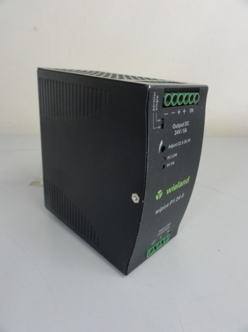 Wieland Wipos P124-5 Switching Power Supply