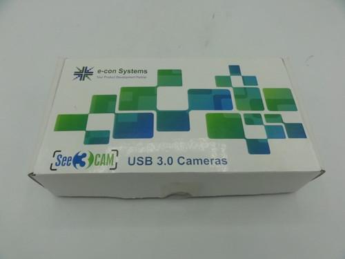 e-con Systems 5MP031 USB 3.0 Camera w/ 3.6mm 3MP Optical Flat Lens