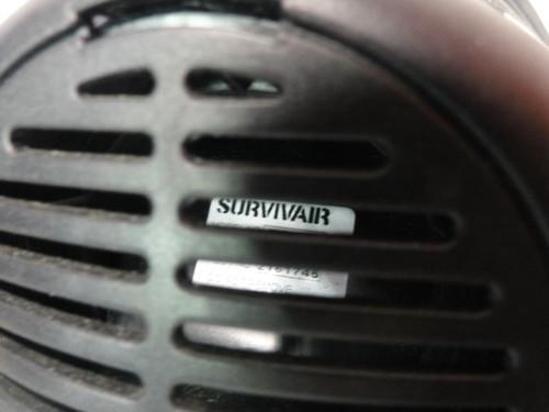 Survivair 7620 Full Double Respirator Face Mask