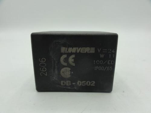 Univer DB-0502 Solenoid Coil Main Air Valve