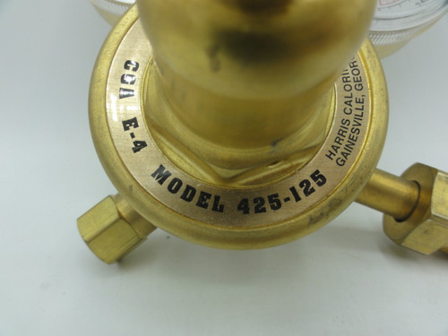 Harris 425-125 Gas Regulator