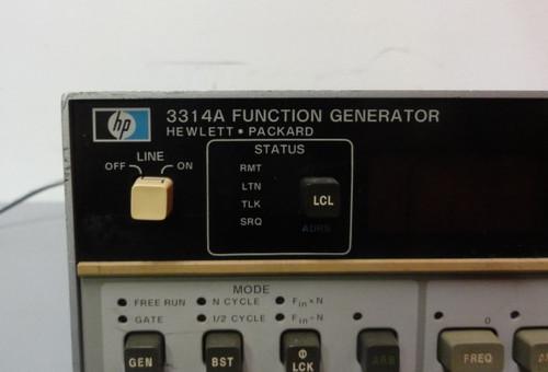 HP Agilent 3314A Programmable Function Generator
