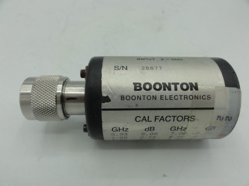 Boonton 51011 4B Power Sensor
