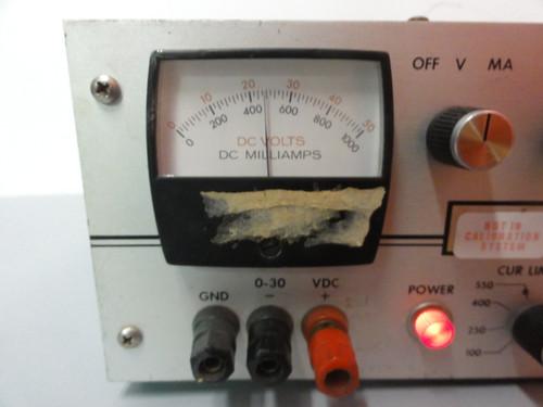 Sorenson QRB 30-1 DC Power Supply