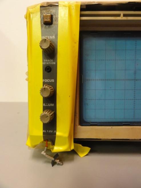 Philips PM 3050/00 Oscilloscope, For Parts