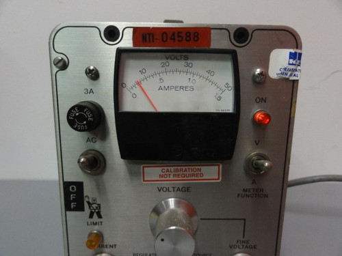 Power Designs Inc. 5015T Regulated DC Power Source