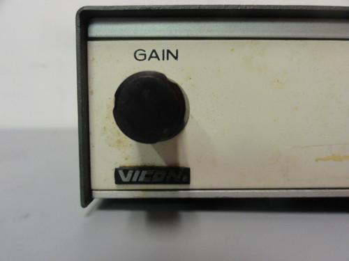 Vicon Industries Inc. V200VA Video Applifier, 115 VAC, 50/60Hz