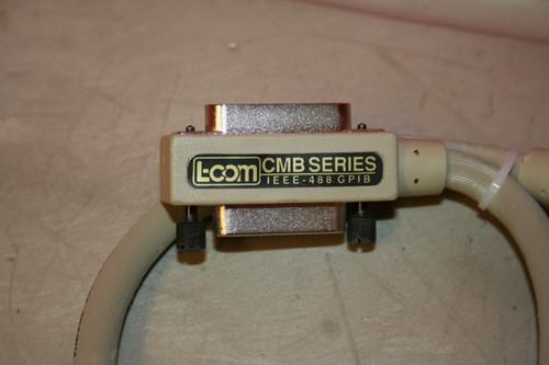 L-Com CMB Series IEEE-488 GPIB Cable - 16 Inch