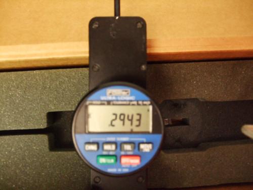 "Fowler Ultra-Logic LG2720-0-02 2"" Range .0001"" Resolution Digital Indicator"
