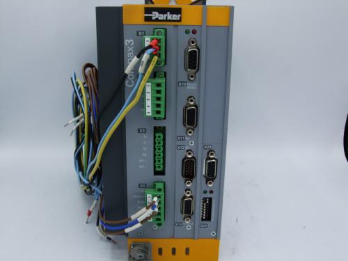 Parker Compax3 C3S063V2F10 I20 T40 M00 Servo Driver