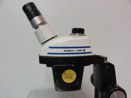 Bausch & Lomb StereoZoom 4, Zoom Range 0.7X-30X